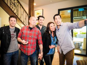 brother vs brother behind the scenes - Brother Vs Brother Hgtv